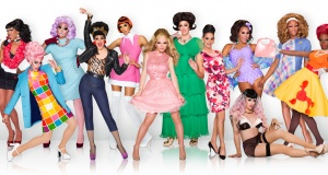 "All Hail The 100th Queen! LOGO Ru-veals New Cast of the Groundbreaking Competition Series ""Rupaul's Drag Race"""