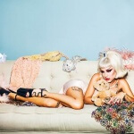 "Brooke Candy releases the video for new track ""Happy Days"""