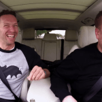 Coldplay's Chris Martin does Carpool Karaoke with James Corden
