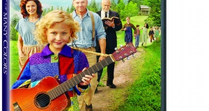 Dolly Parton's Coat of Many Colors available on DVD for the first time on May 3, 2016.