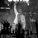 SoMo announces the dates for his 2016 North American Spring headline tour