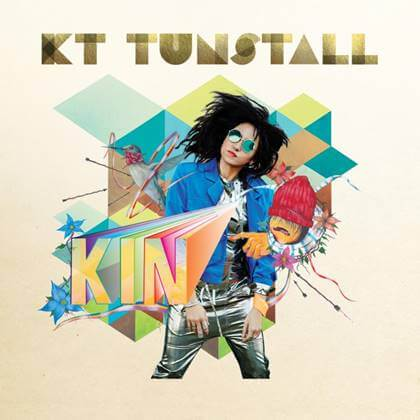 KT Tunstall New Album 'KIN' To Be Released September 9th