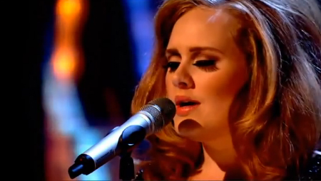 Adele The Jonathan Ross Show