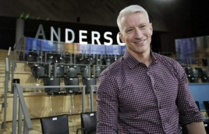 Anderson Cooper Talks Sexting/Freak Numbers and Uses a Shake Weight on 'Watch What Happens Live'