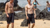 Check out these photos of Andrew Garfield And Garrett Hedlund heating up the beaches of...