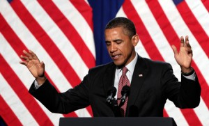 President Barack Obama Speaks At LGBT Gala Fundraising