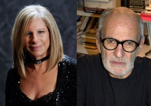 Barbra Streisand & Larry Kramer Trade Blame For 'The Normal Heart' Film Failure