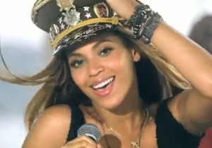 "Beyonce Premieres ""Love On Top"" Music Video"