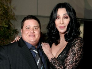 Cher Takes Twitter To Defend Chaz Against Haters