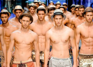D&G Men Summer 2012 Fashion Show