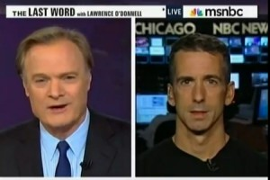 Dan Savage On DADT Repeal & Michele Bachmann