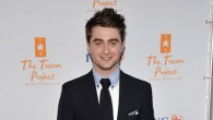Daniel Radcliffe received The Trevor Hero Award for his for his contributions to LGBT youth...