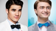 """Glee"" star Darren Criss could take over Daniel Radcliffe's place in the Broadway musical ""How..."