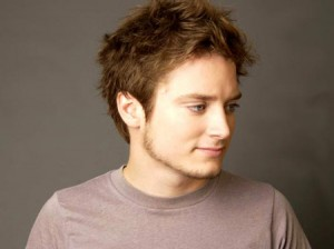 Elijah Wood Landed 'Saucy Gay Friend' Role