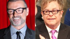 Elton John and George Michael will participate in the launch of Kaleidoscope, a new gay...