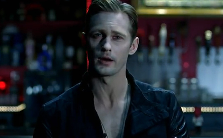 Eric Northman True blood trailer