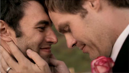 Gay marriage video