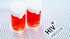 An experimental therapeutic vaccine against HIV was able temporarily to lower the level of virus...
