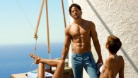 """True Blood's"" muscle hunk Joe Manganiello chats with Willa Paskin from GQ Magazine about how..."