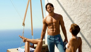 Joe Manganiello Shirtless For GQ Magazine