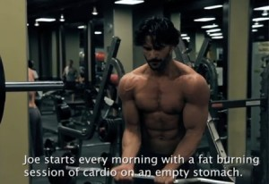 "Joe Manganiello Presents ""The Werewolf Workout"""