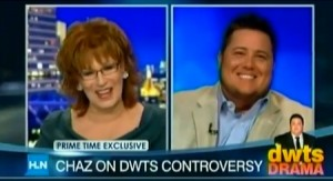 Chaz Bono Talk Joy Behar To About DWTS Controversy