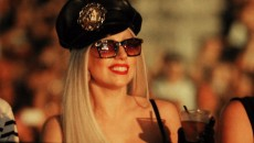 Lady Gaga attended Britney Spears' Femme Fatale Tour in Atlantic City. Britney Spears introduced Lady...