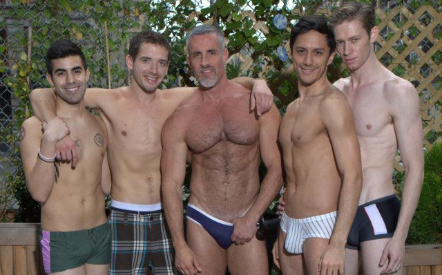Gay old sexy men sex hot i wonder what the