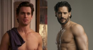 Joe Manganiello And Matt Bomer Will Also Strip In 'Magic Mike'