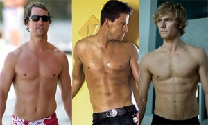 Matthew McConaughey Will Strip With Channing Tatum And Alex Pettyfer