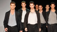 Magnificent collection, Great runway show! Emporio Armani shows a variety of pieces in this new...