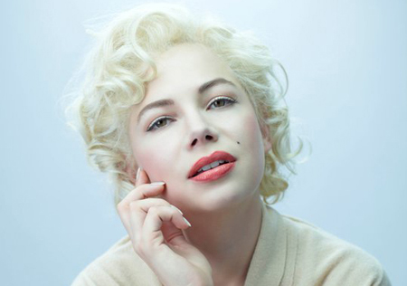 Michelle Williams as Marilyn Monroe3