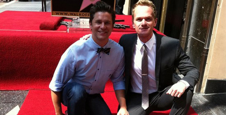Neil Patrick Harris and David Burtka4