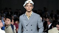 Prada Men's Wear Spring Summer 2012 collection offers elegance and perfect tailoring for the young...