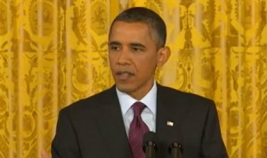 U.S. President Barack Obama Stops Short Of Backing Gay Marriage