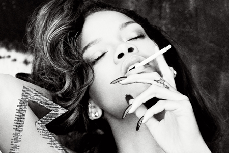 Rihanna You Da One2