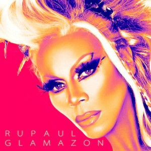 RuPaul premieres GLAMAZON music video
