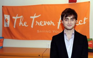 Daniel Radcliffe To Receive Trevor Project's Hero Award