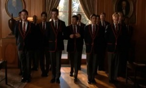 "The Warblers Take On Billy Joel Classic ""Uptown Girl"""