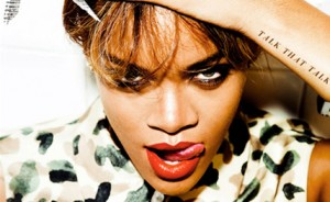 Rihanna Talk That Talk Album Covers Revealed!‏