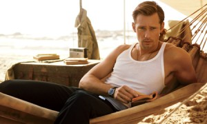 Alexander Skarsgard Covers GQ Magazine