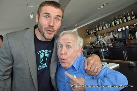 ben cohen and leslie jordan