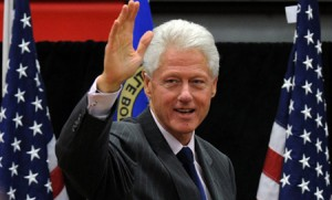 President Clinton Voices Support for Illinois Marriage Equality