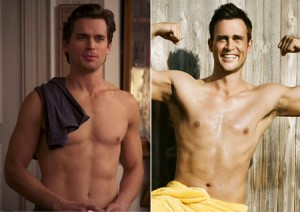 Matt Bomer & Cheyenne Jackson Will Play Husbands In '8′