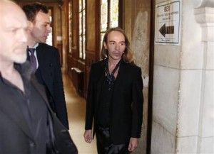 Designer John Galliano Blames Alcohol, Sleeping Pills And Valium For Racist Rant
