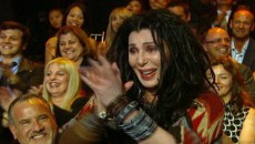 Cher was in the audience of dancing with the stars last night, the Legendary actress...