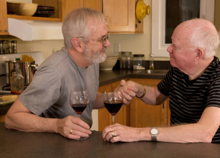 Caring For Gay Seniors 86
