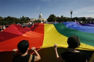 U.S. President Barack Obama Issues Pride Month Proclamation