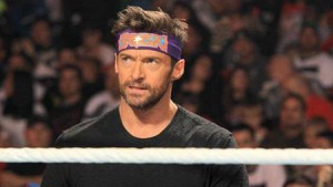 Hugh Jackman Is A Wrestler