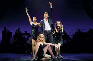 Hugh Jackman Opening Night Performance On Broadway